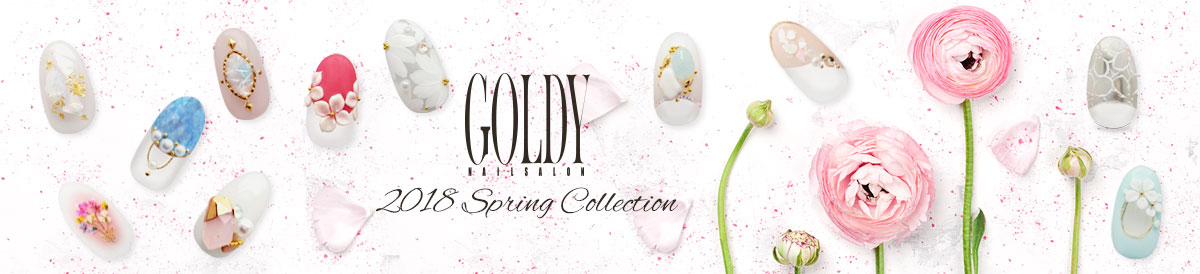 2018'Spring collection!春コレクション